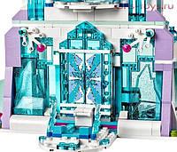 Волшебный ледяной замок Эльзы конструктор для детей Bela 10664 Disney