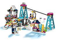"""Конструктор Lepin 01042 """"Горнолыжный курорт: подъёмник"""" (аналог LEGO Friends 41324), 632 дет"""