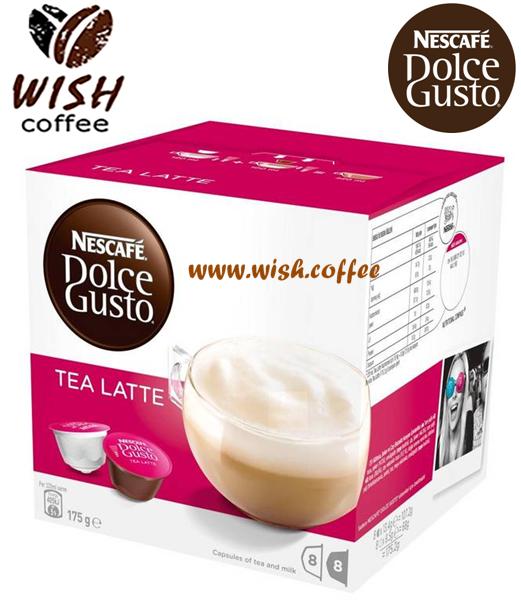 ПРИМЯТ УГОЛОК Капсулы Дольче Густо Ти Латте - Dolce Gusto Tea Latte (V=220 мл)