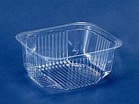 Одноразовая упаковка для продуктов, контейнер ПС-170 (V500мл\134*110*58) (50 шт)