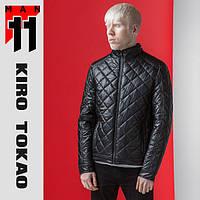 Куртка мужская осенне-весенняя японская Kiro Tokao - 1543 черный