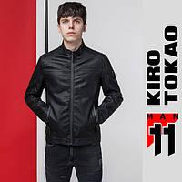 Мужская куртка весна-осень Kiro Tokao - 3340 черный