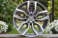 Литые диски R19 9j 5x120 et48 BMW X4 F26 X5 E70 F15 X6 E71 F16