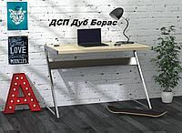 Стол Z-110 ДСП Дуб Борас (Loft Design TM)