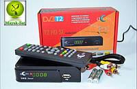 DVB-Т2 телевизионный цифровой тюнер uClun T2 HD SE +Internet
