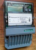 Востребованный 3-х фазный электросчетчик Меркурий 230ART-02 PQRSIN с журналом событий