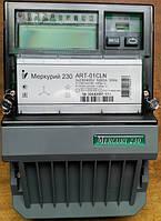 Электросчетчик с передачей данных по силовым линиям Меркурий 230ART-01CLN
