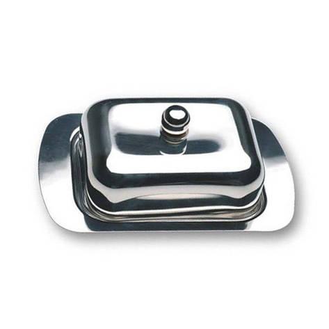 Масленка Berghoff Cook&Co с металлической крышкой 2800614, фото 2