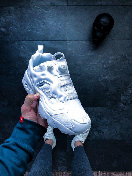 b1b8dd003288 Женские кроссовки Atmos x Reebok Insta Pump Fury топ реплика - Интернет- магазин обуви и
