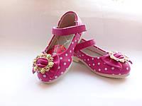 Дитячі туфлі для дівчаток / Детские туфлидля девочек