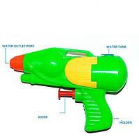 Водяной пистолет игрушечный детский игрушка водный пистолетик