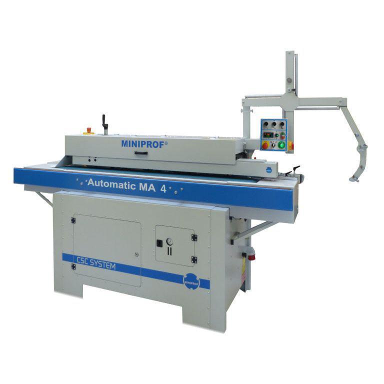 Кромкооблицовочный станок Miniprof Automatic MA 4, фото 1