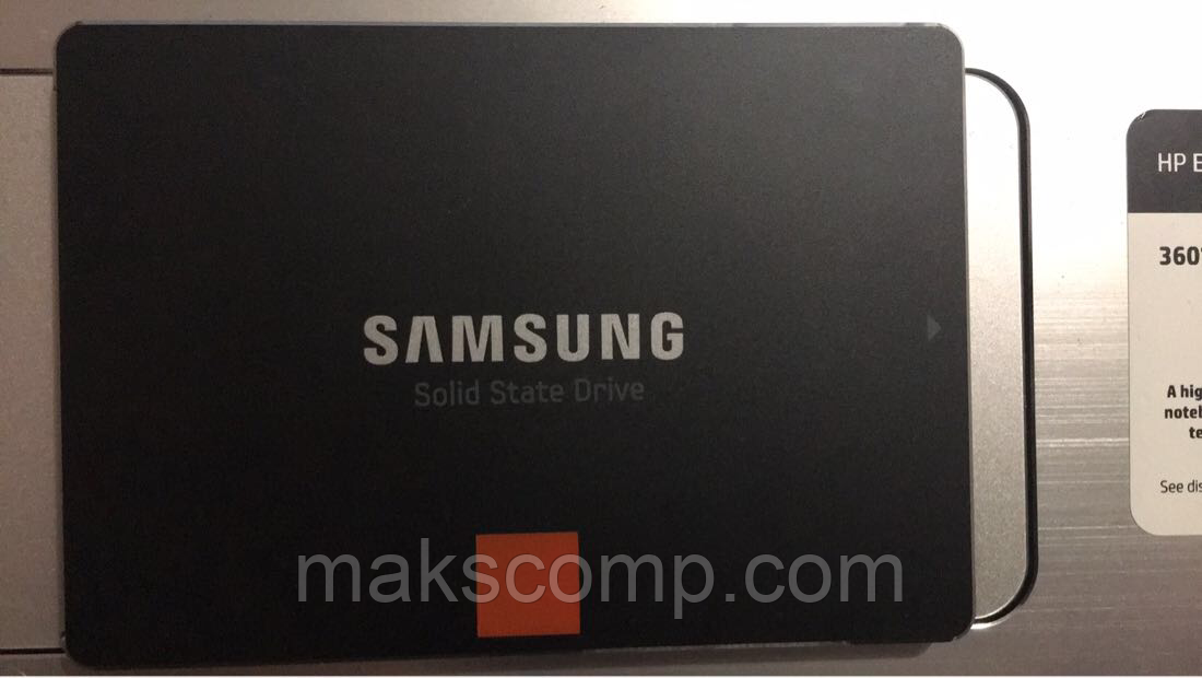 "SSD Samsung 840 120Gb 2.5"" SATAIII (MZ7TD128HAFV)"