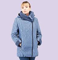 Женская зимняя куртка. Модель 112. Размеры 50-58