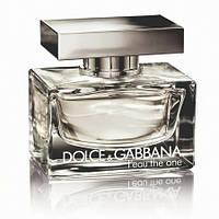 Женская туалетная вода Dolce & Gabbana L`Eau The One (Дольче Габбана Лью Зе Ван)  75мл