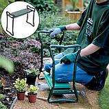 Скамейка подставка для дачи - скамейка садовая, фото 5