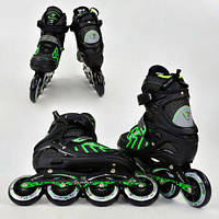 Ролики Best Rollers 9015 green 35-38