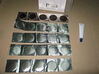 Латка для ремонта камер № 2 d 40мм 25шт + клей СP-203 ДК 48391034071