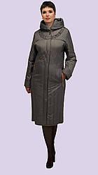 Весенний плащ-пальто с легким утеплением р-р 52- 62 разные цвета