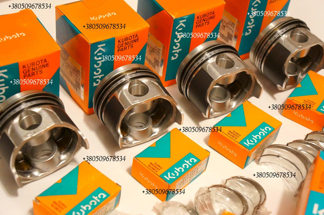 Kubota - 16060-21914 поршень V1505, D1105 STD