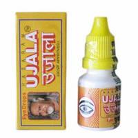 Капли для глаз Уджала Хасарам 10 мл (Ujala eye drop Hasaram)