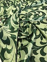 Штора блекаут 2.8м зелёный 203, фото 3