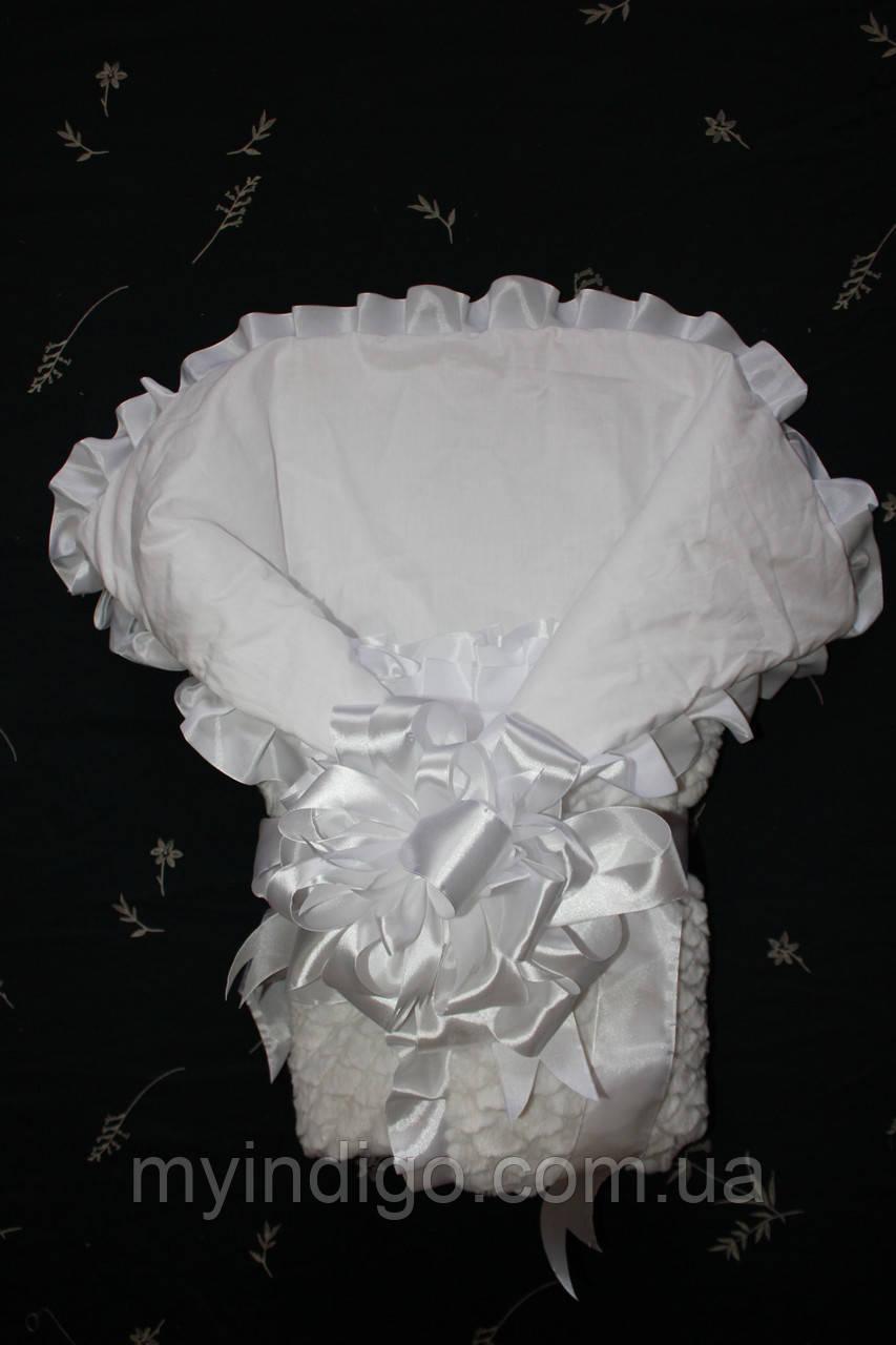 зима фото конверты новорожденных для