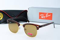 Солнцезащитные очки Rb коричневые, фото 1