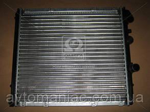 Радиатор охлаждения RENAULT KANGOO 97- 1,9D (MT, -A/C) (Гарантия)