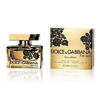 Женская туалетная вода Dolce & Gabbana The One Lace Edition Дольче Габбана Зе Ван Лейс Эдишн 75мл.