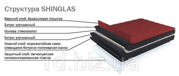 Структура SHINGLAS