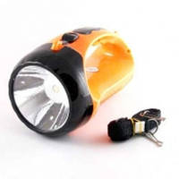 Фонарь  YJ-2817-1 сверхмощный поисковый фонарик светодиодный, аккумуляторный