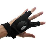 Перчатка-фонарик Glovelite, перчатка с фонариком, ручной фонарик, инструмент