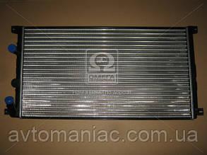 Радиатор охлаждения RENAULT MASTER, OPEL MOVANO 01- (+A/C) (Гарантия)