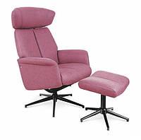Кресло VIVALDI темно-розовый Halmar