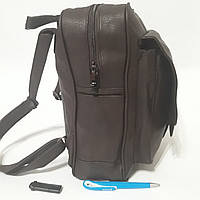 Рюкзак женский dark brown, фото 1