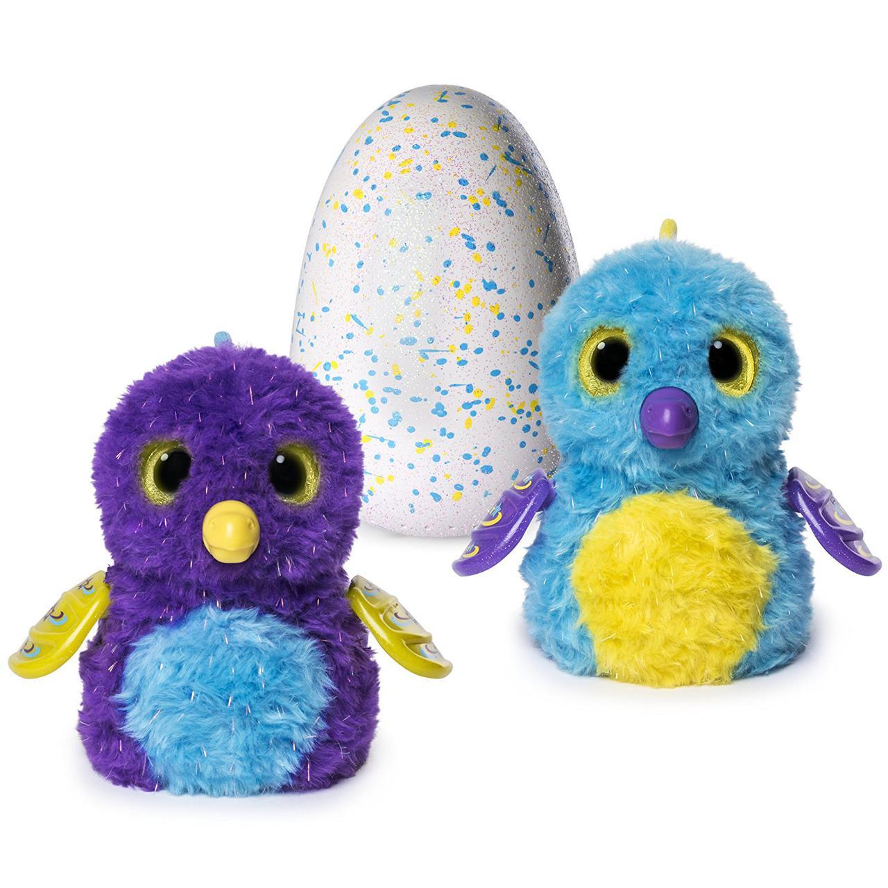Интерактивные игрушки Хэтчималс Драко в яйце Hatchimals Glittering Garden Interactive Shimmering Draggle