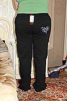 Спортивные штаны FORE баталы (зимний трикотаж-байка), фото 3