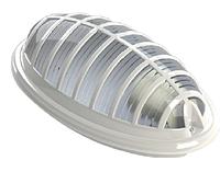 Светильник пластиковый AQUA WALL белый  IP54