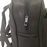 Рюкзак женский black, фото 4