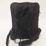 Рюкзак женский black, фото 5