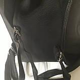 Рюкзак женский black, фото 6