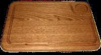 """Доска деревянная для подачи """"Стейк"""" L1-2 Под заказ"""