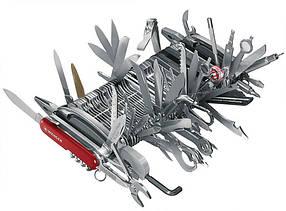 Багатофункціональні ножі