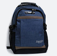 Рюкзак ортопедический молодежный Swissgear 9358 синий
