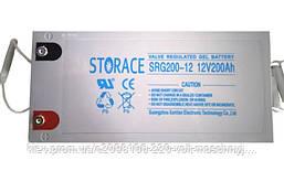 Гелевый аккумулятор 200 Ач STORACE SRG200-12