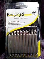 Бита для шуруповерта Bonanza PH2/PH1