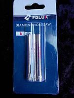 Коронка алмазная по стеклу и керамике 6 мм