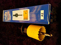 Коронка биметаллическая 38 мм