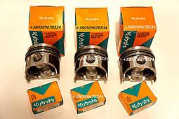 Поршень Kubota D1105 0.5mm ; 25-15126-00